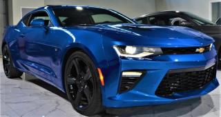 Used 2017 Chevrolet Camaro SS|NAV|PARKING SENSORS|LEATHER| for sale in Brampton, ON