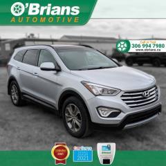 Used 2013 Hyundai Santa Fe Luxury for sale in Saskatoon, SK