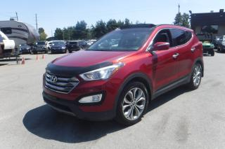 Used 2014 Hyundai Santa Fe Sport Limited 2.0T AWD for sale in Burnaby, BC