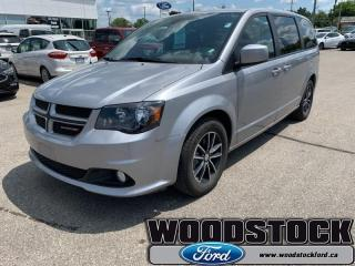 Used 2018 Dodge Grand Caravan GT  - Bluetooth -  Leather Seats for sale in Woodstock, ON