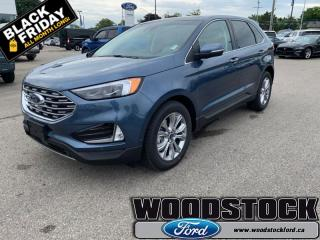 New 2019 Ford Edge Titanium AWD  PANORAMIC ROOF, NAV for sale in Woodstock, ON