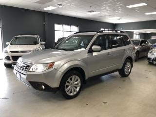 Used 2011 Subaru Forester 2.5X LIMITED PACKAGE*LIMITED*AWD*LEATHER*PANO*LOW for sale in North York, ON