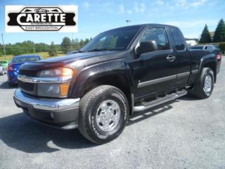 Used 2007 Chevrolet Colorado LT 4X4 for sale in East broughton, QC