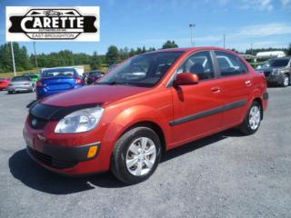 Used 2009 Kia Rio for sale in East broughton, QC