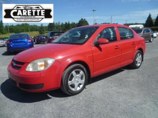 Used 2007 Chevrolet Cobalt LT for sale in East broughton, QC