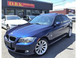 Used 2011 BMW 3 Series Xdrive-Navigation for sale in Laval, QC
