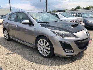 Used 2010 Mazda MAZDA3 GS SPORT, ACCIDENT FREE, 3 YR WARRANTY, CERTIFIED for sale in Woodbridge, ON