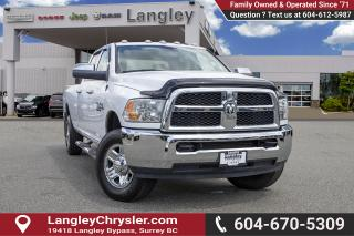 Used 2016 RAM 3500 ST *LONG BOX* SXT* for sale in Surrey, BC