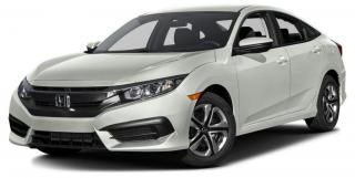 Used 2016 Honda Civic LX for sale in Cambridge, ON