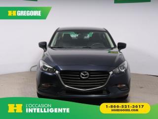 Used 2017 Mazda MAZDA3 GX GR ELECT for sale in St-Léonard, QC