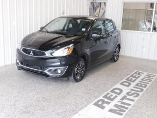 Used 2018 Mitsubishi Mirage GT for sale in Red Deer, AB