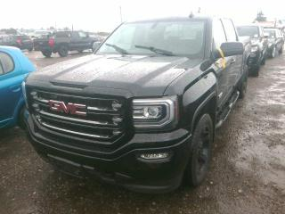Used 2016 GMC Sierra 1500 SLT - NAVI|BLUETOOTH|SUNROOF|CAMERA for sale in Ancaster, ON