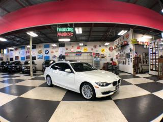 Used 2015 BMW 3 Series 320I X DRIVE SPORT   PREMIUM PKG AUT0 SUNROOF 72K for sale in North York, ON