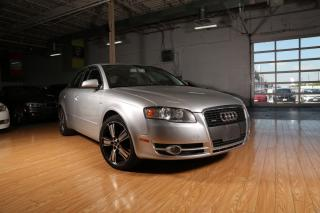 Used 2007 Audi A4 2007.5 4dr Sdn Auto 2.0T quattro for sale in Toronto, ON