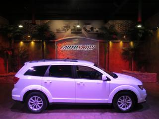 Used 2014 Dodge Journey SXT- Local Trade- 7 Pass- V6 for sale in Winnipeg, MB