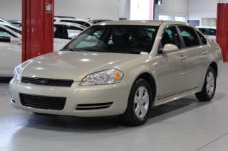 Used 2009 Chevrolet Impala LS 4D Sedan for sale in Ste-Catherine, QC
