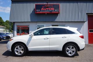 Used 2015 Acura RDX AWD CUIR TOIT OUVRANT MAGS CAMERA BLUETOOTH 77 949 for sale in Lévis, QC