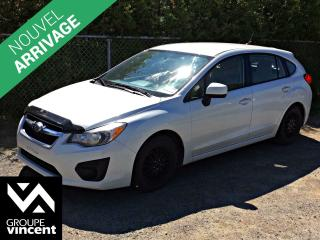 Used 2014 Subaru Impreza 2.0i w/Touring Pkg AWD **GARANTIE 10 ANS** Espace de chargement spacieuse! for sale in Shawinigan, QC