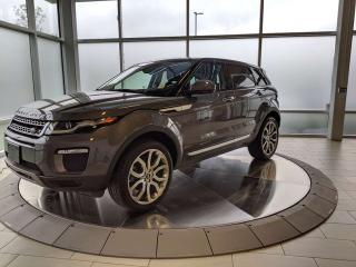 Used 2016 Land Rover Evoque HSE for sale in Edmonton, AB