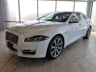 Used 2016 Jaguar XJ Portfolio for sale in Edmonton, AB