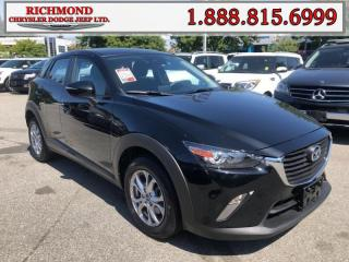 Used 2018 Mazda CX-3 GS for sale in Richmond, BC