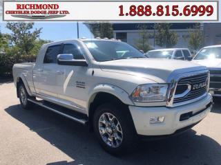 Used 2016 RAM 3500 Longhorn for sale in Richmond, BC