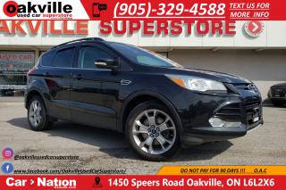 Used 2013 Ford Escape SEL | LEATHER | HTD SEATS | NAVI | PANO ROOF for sale in Oakville, ON