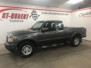 Used 2008 Ford Ranger Sport 4X4 for sale in St-Hubert, QC