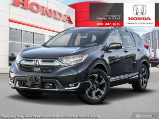 New 2019 Honda CR-V Touring TOURING for sale in Cambridge, ON