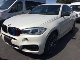 Used 2015 BMW X6 xDrive35i for sale in Vancouver, BC
