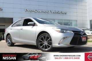 Used 2015 Toyota Camry One owner accident free trade. Priced tosell for sale in Toronto, ON