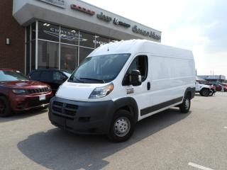 Used 2018 RAM 2500 ProMaster High Roof 159 WB/UCONNECT/REAR CAMERA for sale in Concord, ON