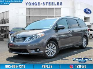 Used 2017 Toyota Sienna XLE for sale in Thornhill, ON
