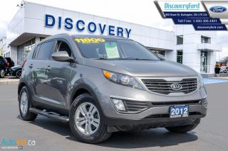 Used 2012 Kia Sportage LX for sale in Burlington, ON