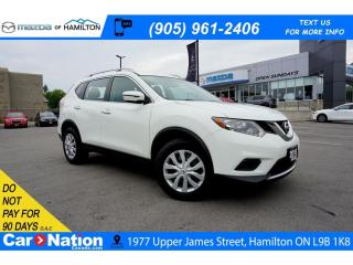Used 2016 Nissan Rogue S | AWD | REAR CAM | BLUETOOTH for sale in Hamilton, ON