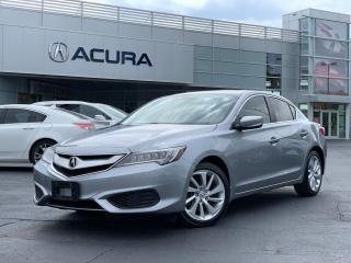 Used 2017 Acura ILX TECH | NEWBRAKES | NOACCIDENTS | NAVI | for sale in Burlington, ON