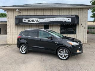 Used 2013 Ford Escape Titanium for sale in Mount Brydges, ON