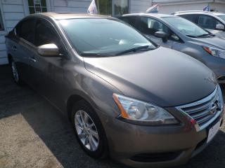 Used 2015 Nissan Sentra SV for sale in Fort Erie, ON