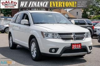 Used 2016 Dodge Journey SXT for sale in Hamilton, ON