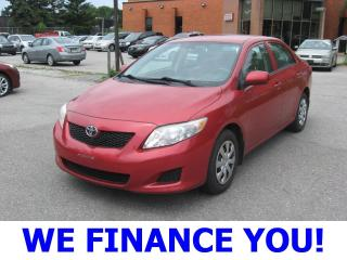 Used 2010 Toyota Corolla CE for sale in Toronto, ON