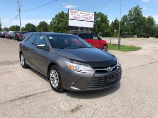 Used 2017 Toyota Camry LE for sale in Komoka, ON