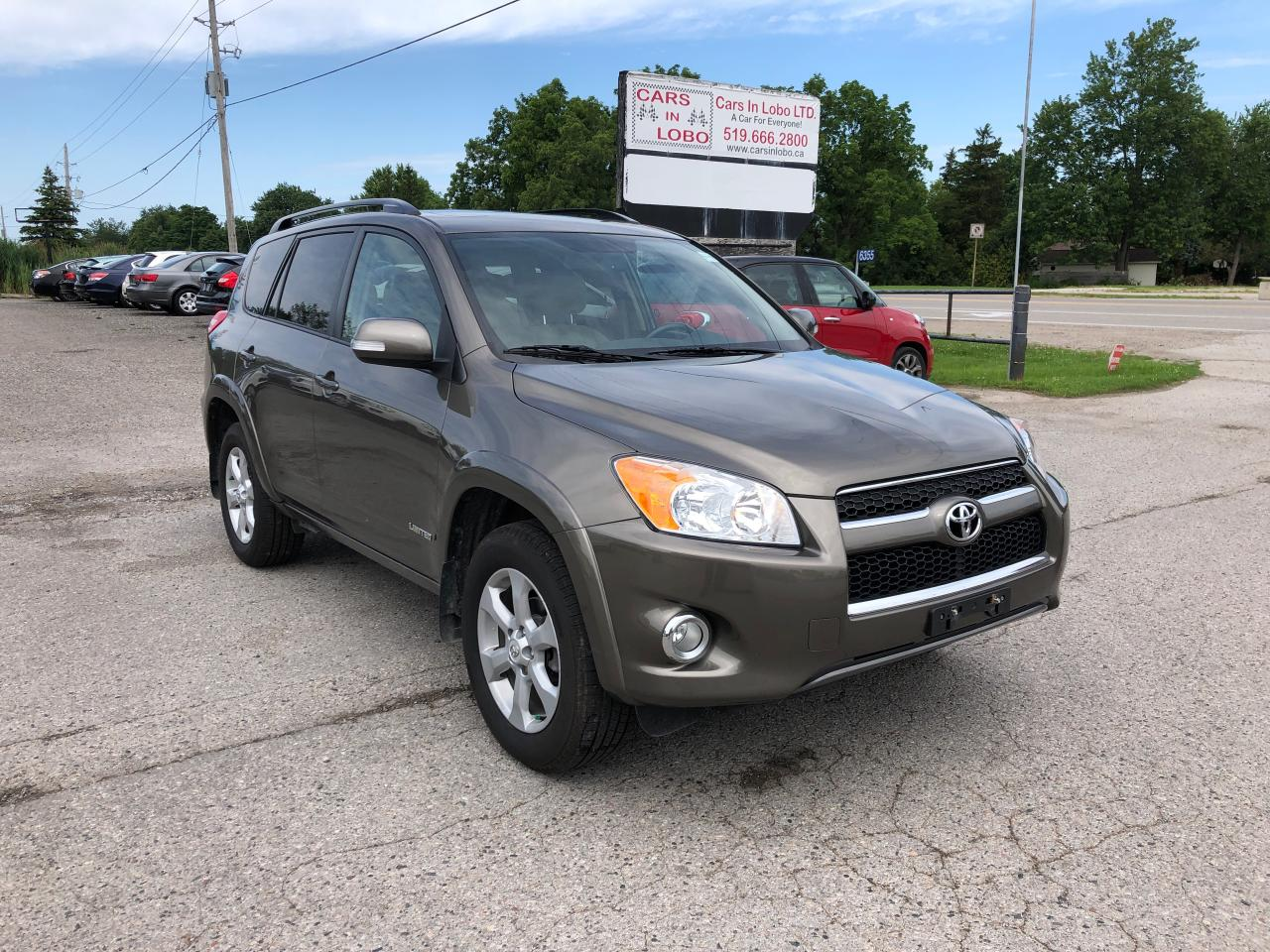2009 Toyota RAV4 Limited *6 Months warranty included*