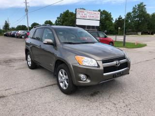 Used 2009 Toyota RAV4 Limited *6 Months warranty included* for sale in Komoka, ON
