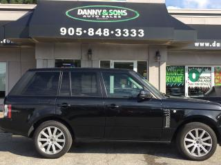 Used 2012 Land Rover Range Rover SC for sale in Mississauga, ON