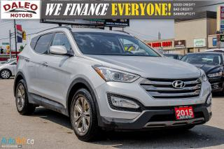 Used 2015 Hyundai Santa Fe Sport Premium for sale in Hamilton, ON