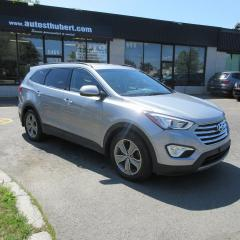 Used 2014 Hyundai Santa Fe XL AWD ** 7 PLACES ** for sale in St-Hubert, QC