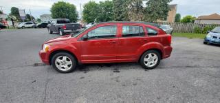 Used 2009 Dodge Caliber SXT for sale in Cornwall, ON