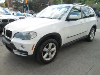 Used 2009 BMW X5 AWD 4dr 3.0si Accident Free 2 sets of keys. for sale in Toronto, ON