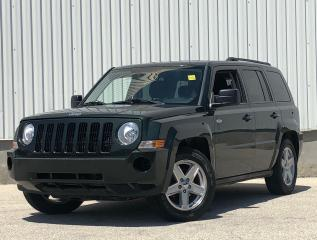 Used 2010 Jeep Patriot Sport|Accident Free|WE FINANCE for sale in Mississauga, ON