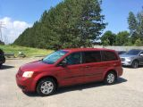 Photo of Red 2008 Dodge Grand Caravan